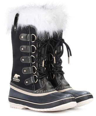 Sorel Joan of Arctic X Celebration suede boots