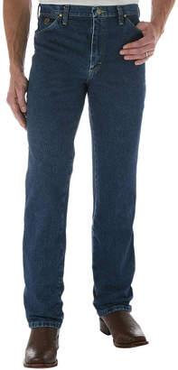 Wrangler George Strait Slim Fit Cowboy Cut Jeans