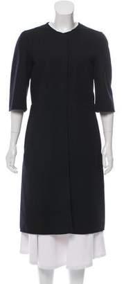 Bottega Veneta Wool & Cashmere-Blend Coat