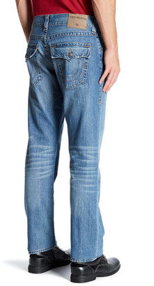 True Religion Ricky Relaxed Straight Jean with Flap Pockets $199 thestylecure.com