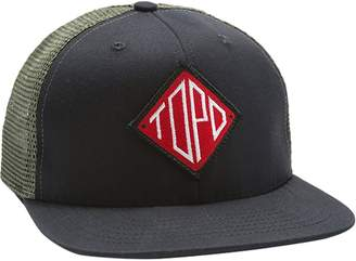 Topo Designs Diamond Snapback Hat - Men's