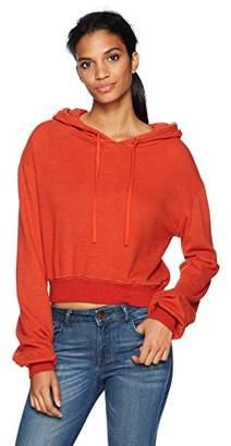 Pam & Gela Women's Cropped Hoodie