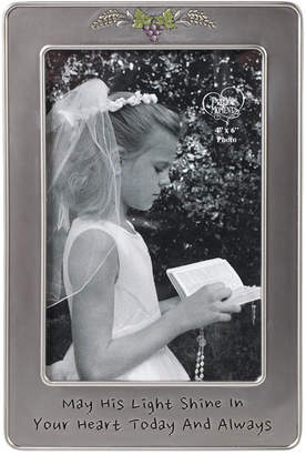 Precious Moments May His Light Shine First Communion 4 x 6 Photo Frame