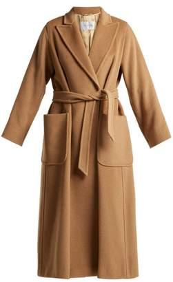 Max Mara Adda Coat - Womens - Camel