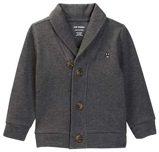 Joe Fresh Fleece Cardigan (Baby Boys)