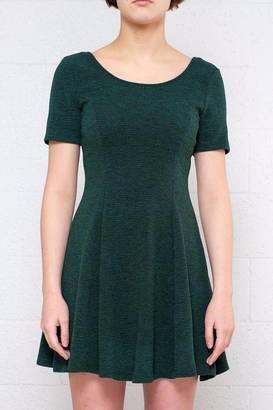 Everly Paneled Skater Dress $54 thestylecure.com