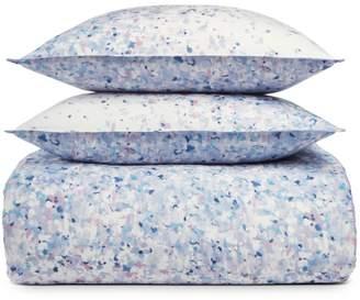 Sky Confetti Floral Duvet Cover Set, King - 100% Exclusive