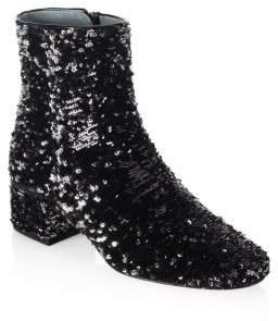 Chiara Ferragni Block Heel Boots