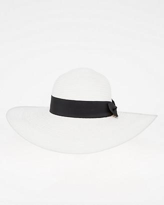 Le Château Woven Brim Hat