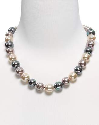Majorica Baroque Simulated Pearl Necklace, 20""