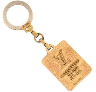 Louis Vuitton Louis Vuitton Malletier Depuis 1854 Keychain