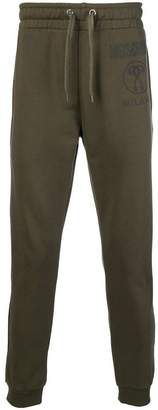 Moschino loose track trousers