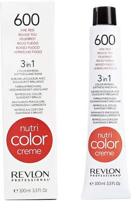 Revlon Professional Nutri Color Creme 600 Fire Red 100ml