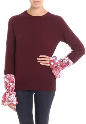 Dondup Cuff Insert Sweater