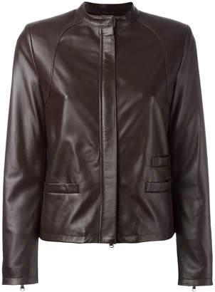 Eleventy zipped jacket