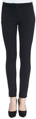 Veronica Beard Scuba-Knit Leggings $395 thestylecure.com