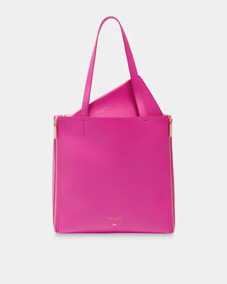 Ted Baker ZIPPI Interchangeable panel shopper bag
