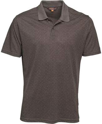 Ben Sherman Two Button Polo Char Marl