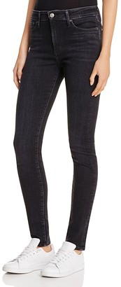 Levi's 721® High Rise Skinny Jeans in Eminence $128 thestylecure.com