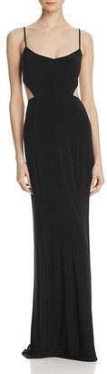 Laundry by Shelli Segal Cutout Gown $195 thestylecure.com