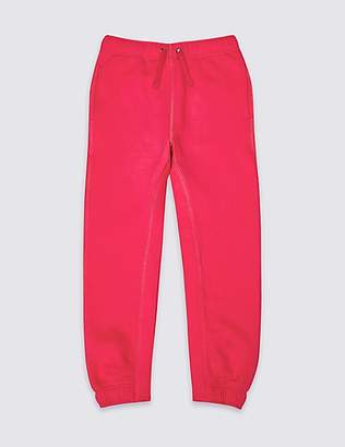 Marks and Spencer Easy Dressing Joggers (3-16 Years)