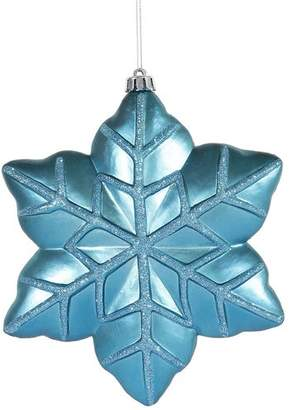 The Holiday Aisle Snowflake Christmas Shaped Ornament