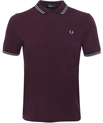 Fred Perry Men's M3600-B43 Polo