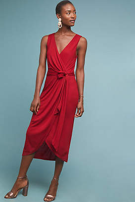 Maeve Mayer Midi Dress
