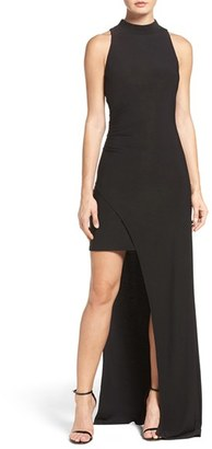 Women's Laundry By Shelli Segal Asymmetrical Gown $195 thestylecure.com