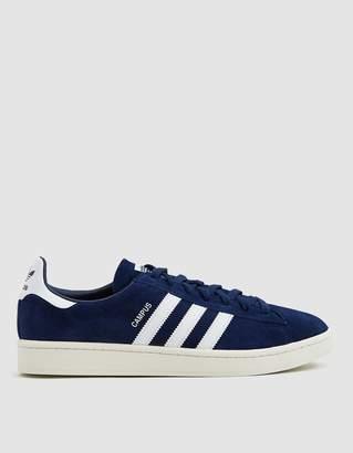 adidas Campus Sneaker in Dark Blue