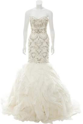 Magda Ines di Santo Wedding Gown