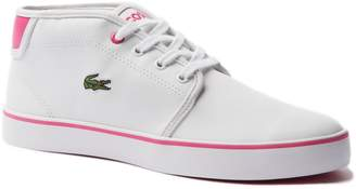 6005229b2 Lacoste Kids  Ampthill Mid Sneakers