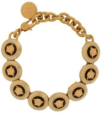 Versace Medusa head bracelet