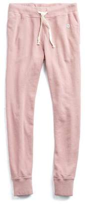 Todd Snyder + Champion Slim Sweatpant in Rose Quartz