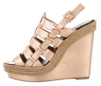 Christian Louboutin Barcelona Wedge Sandals