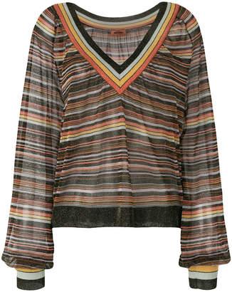 Missoni fine knit jumper