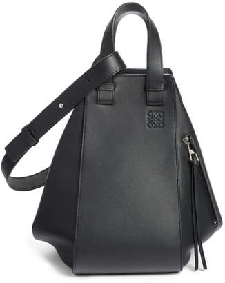 Loewe Hammock Medium Calfskin Leather Shoulder Bag