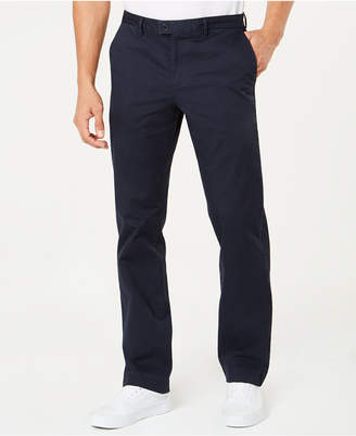Calvin Klein Men's Refined Stretch Chinos