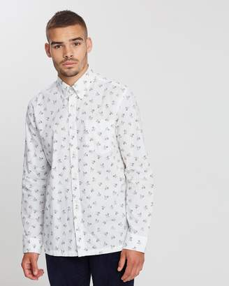 Ben Sherman LS Archive Casino Shirt