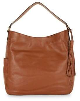 Cole Haan Gabriella Leather Hobo Bag