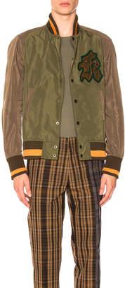 Kolor Varsity Jacket