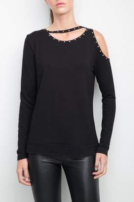 Generation Love Delphi Cut Out Top