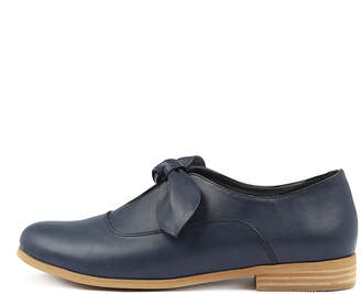 I Love Billy Quanah Navy Shoes Womens Shoes Flat Shoes