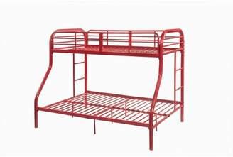 ACME Furniture twin Over Full Tritan Bunk Bed - Acme