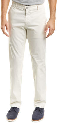 AG Jeans The Lux Khaki Tailored Trouser