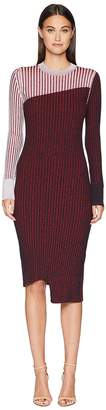 Sportmax Fify Knit Long Sleeve Dress Women's Dress