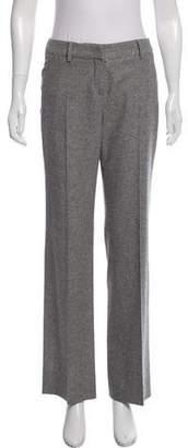 Christian Dior Mid-Rise Wide-Leg Pants