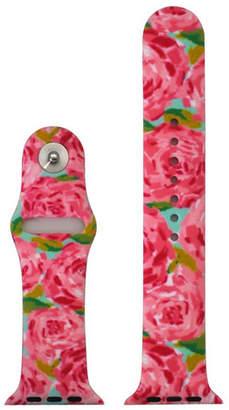 OLIVIA PRATT Olivia Pratt Compatible With Apple Watch Unisex Pink Watch Band-8898rose42