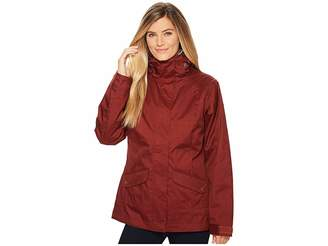 Columbia Sleet to Street Interchange Jacket Women's Coat