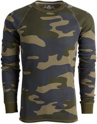 American Rag Men Long-Sleeve Thermal T-Shirt